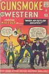 Cover for Gunsmoke Western (Marvel, 1955 series) #70