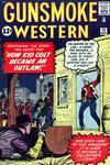 Cover for Gunsmoke Western (Marvel, 1955 series) #72