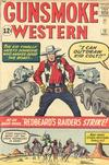 Cover for Gunsmoke Western (Marvel, 1955 series) #73