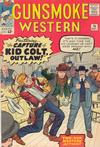 Cover for Gunsmoke Western (Marvel, 1955 series) #76
