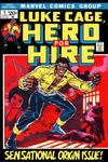 Cover for Hero for Hire (Marvel, 1972 series) #1