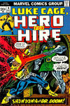 Cover for Hero for Hire (Marvel, 1972 series) #9