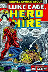 Cover for Hero for Hire (Marvel, 1972 series) #10