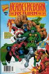 Cover for Heroes Reborn: The Return (Marvel, 1997 series) #3 [Newsstand Edition]