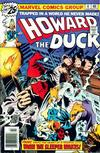 Cover for Howard the Duck (Marvel, 1976 series) #4 [25¢]