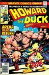 Cover for Howard the Duck (Marvel, 1976 series) #5 [Regular Edition]