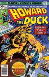 Cover for Howard the Duck (Marvel, 1976 series) #7 [Regular Edition]