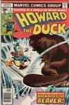 Cover for Howard the Duck (Marvel, 1976 series) #9 [Regular Edition]
