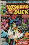 Cover for Howard the Duck (Marvel, 1976 series) #10 [Regular Edition]