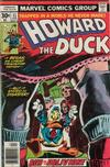 Cover for Howard the Duck (Marvel, 1976 series) #11