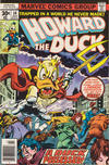 Cover for Howard the Duck (Marvel, 1976 series) #14 [30¢]
