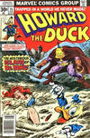 Cover for Howard the Duck (Marvel, 1976 series) #15 [30¢]