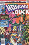 Cover for Howard the Duck (Marvel, 1976 series) #17 [30¢]