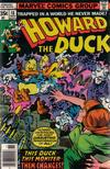 Cover for Howard the Duck (Marvel, 1976 series) #18 [Regular Edition]