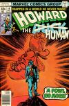 Cover for Howard the Duck (Marvel, 1976 series) #19 [Regular Edition]