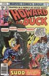 Cover for Howard the Duck (Marvel, 1976 series) #20 [Regular Edition]