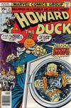 Cover for Howard the Duck (Marvel, 1976 series) #21 [Regular Edition]