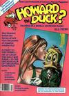Cover for Howard the Duck (Marvel, 1979 series) #2