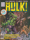 Cover for Hulk (Marvel, 1978 series) #12