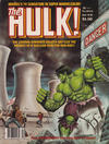 Cover for Hulk (Marvel, 1978 series) #20