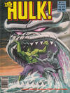 Cover for Hulk (Marvel, 1978 series) #22