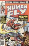Cover for The Human Fly (Marvel, 1977 series) #8 [Regular Edition]