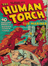 Cover for The Human Torch (Marvel, 1940 series) #3
