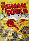 Cover for The Human Torch (Marvel, 1940 series) #9