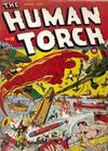 Cover for The Human Torch (Marvel, 1940 series) #10