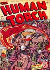 Cover for The Human Torch (Marvel, 1940 series) #15