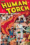 Cover for The Human Torch (Marvel, 1940 series) #21