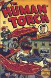Cover for The Human Torch (Marvel, 1940 series) #25