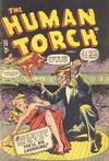 Cover for The Human Torch (Marvel, 1940 series) #29