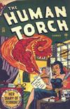 Cover for The Human Torch (Marvel, 1940 series) #26