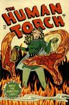 Cover for The Human Torch (Marvel, 1940 series) #27