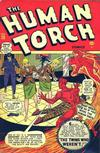 Cover for The Human Torch (Marvel, 1940 series) #28