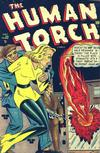 Cover for The Human Torch (Marvel, 1940 series) #32