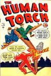Cover for The Human Torch (Marvel, 1940 series) #35