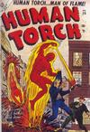 Cover for The Human Torch (Marvel, 1940 series) #36