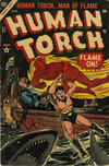 Cover for The Human Torch (Marvel, 1940 series) #37