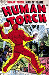 Cover for The Human Torch (Marvel, 1940 series) #38