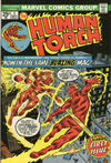 Cover for The Human Torch (Marvel, 1974 series) #1