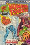 Cover for The Human Torch (Marvel, 1974 series) #3