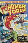 Cover for The Human Torch (Marvel, 1974 series) #5