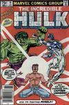 Cover Thumbnail for The Incredible Hulk Annual (1976 series) #10 [Newsstand]