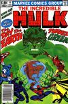 Cover Thumbnail for The Incredible Hulk Annual (1976 series) #11 [Newsstand]