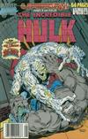 Cover Thumbnail for The Incredible Hulk Annual (1976 series) #16 [Newsstand]