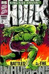 Cover for The Incredible Hulk Special (Marvel, 1968 series) #1