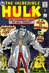 Cover Thumbnail for The Incredible Hulk (1962 series) #1 [Regular Edition]