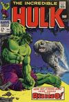 Cover for The Incredible Hulk (Marvel, 1968 series) #104